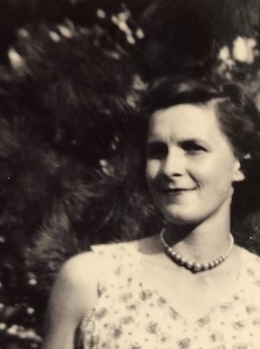 Marion, The Banana Lady 8.15.1925 - 6.6.2013