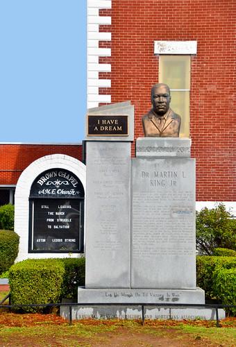 'I Have A Dream' -- Brown Chapel A.M.E. Church Selma (AL) March 2019