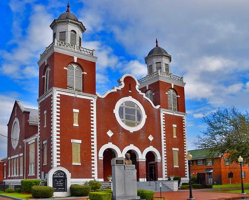 Brown Chapel A.M.E. Church 410 Martin Luther King St, Selma (AL) March 2019