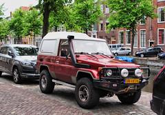 1996 Toyota Land Cruiser 4.2 FRP-Top Van