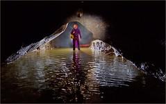 Rivière souterraine du Cul de Vau , vers Vuillafans