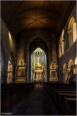 Dinan; Basilique Saint-Sauveur