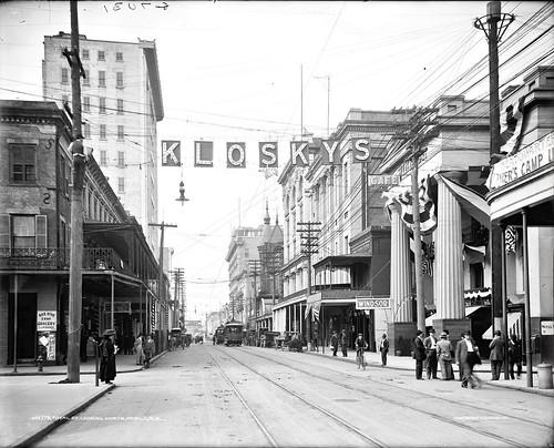 Royal Street 1905