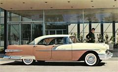 1956 Pontiac Star Chief Custom Four-Door Catalina