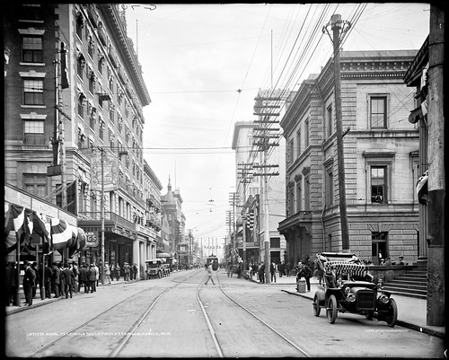 South Royal Street 1905 looking south