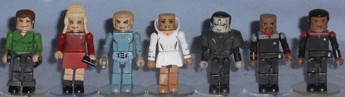 MiniMates - Star Trek Series 5