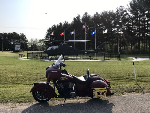 05-31-2019 Ride Tour Of Honor Huey - Wild Rose, WI