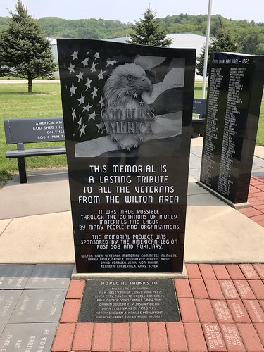 05-31-2019 Ride Veterans Memorial - Wilton,WI