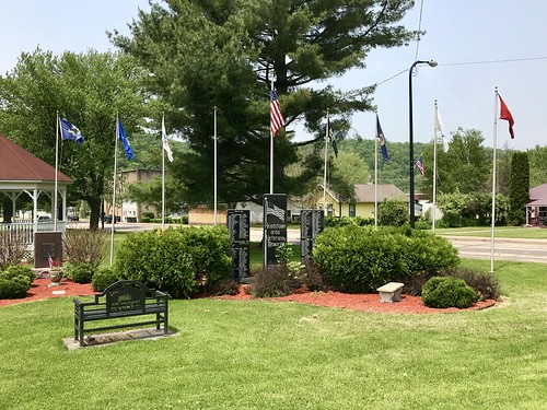 05-31-2019 Ride Veterans Memorial -  Readstown,WI