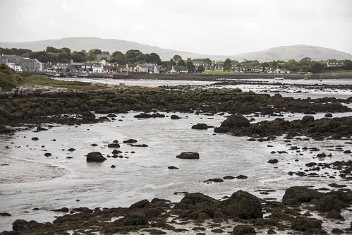 Low tide in Dunguaire