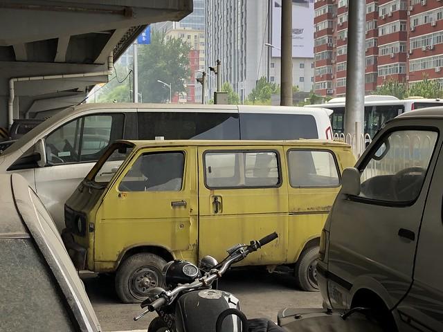 Beijing Sanlitun - Suzuki ST80 1976-1979