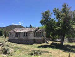 Abandoned house, Golden New Mexico.  May 27 2019.