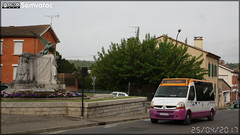Renault Master - Barbe / Navettes Urbaines de Pamiers