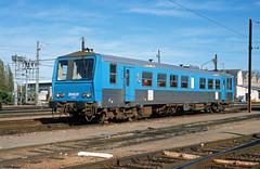 X 2250 SNCF, EMT St Pierre des Corps, 5 November 2000