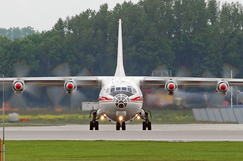 Ukraine Air Alliance Antonov An-12BP UR-CGW