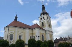 Hořice, Kostel Narození Panny Marie