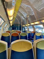 'Une voiture du RER C', gare de Juvisy-sur-Orge (France) - Photo of Fleury-Mérogis