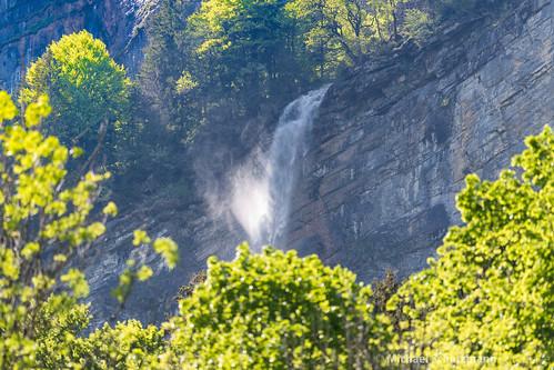 Schlattbach Wasserfall