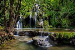 Cascade des tufs | Arbois | France
