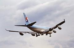 B747 korean Air LHR 19-06-93