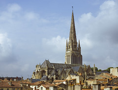 Fontenay le Comte Cathedral