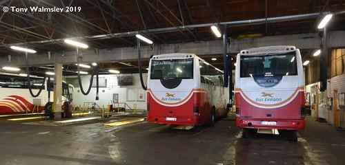 Bus Eireann SC29 SC44 Dundalk