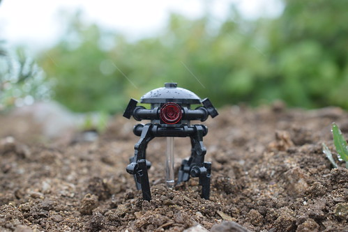 Probe Droid Landed.