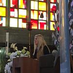 Vassula is giving her testimony
