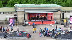 Heart and Soul Event in Princes Street Gardens