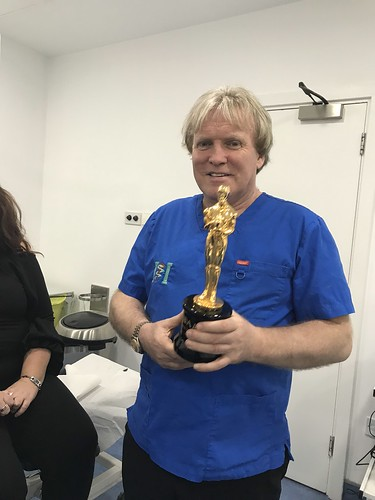 Dr. Patrick Treacy Best Doctor Abu Dhabi 2017