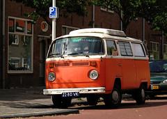 1973 Volkswagen Transporter 1600 (T2)