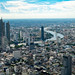 Bangkok city view