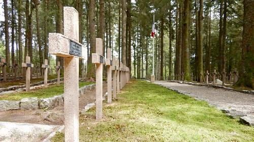 Nécropole nationale du carrefour Duchesne