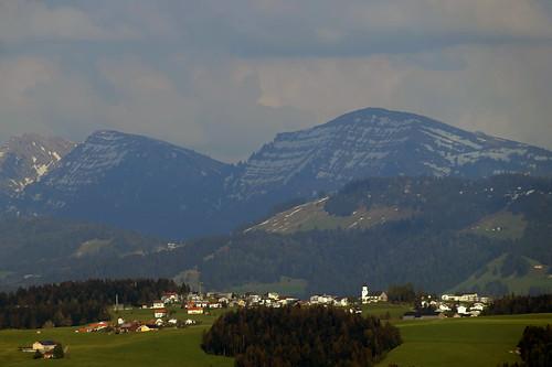 View towards Sulzberg