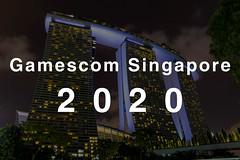 Gamescom asia in in Singapur (Singapore) Long Exposure: Marina Sands Bay Hotel