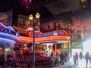Photo 2 of 7 in the Disneyland Paris - Walt Disney Studios gallery