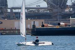 Race 2 ACSC Laser Chichester -3499