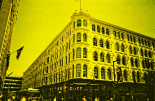 Philadelphia PA ~ Lit Brothers (Department Store) ~ My Film 1996
