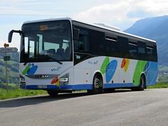 Iveco Crossway n°1237 - Sibra (Fillière)