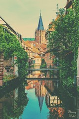 Cliché incontournable et intemporel de Wissembourg - Photo of Oberhoffen-lès-Wissembourg