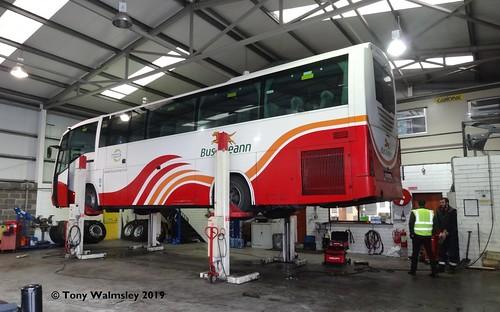 Bus Eireann Drogheda Scania