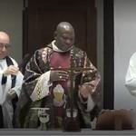 Opening Holy Mass