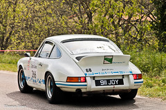 Porsche 911 RS 2.7 Lightweight 1973