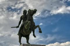 Thessaloniki, Alexander der Große / Θεσσαλονίκη, Ἀλέξανδρος ὁ Μέγας