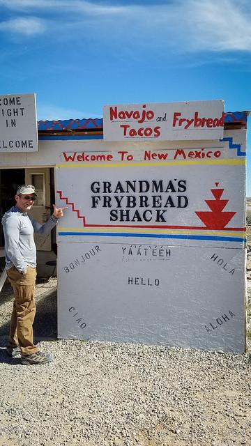 Grandma's Frybread
