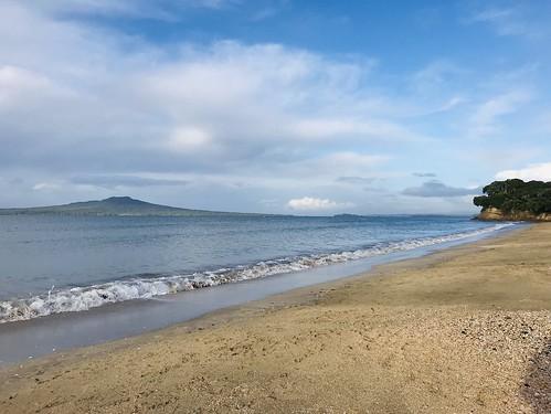 Takapuna beach