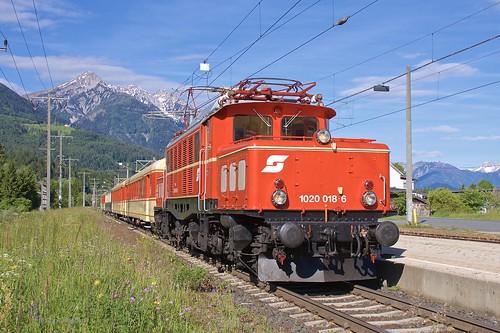 1020 018-6 @ Greifenburg-Weissensee