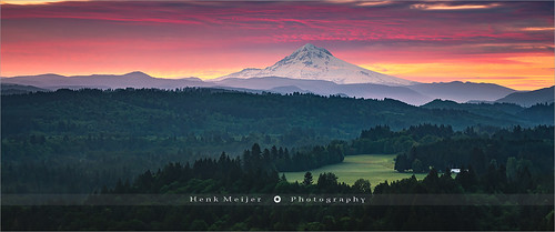 Mt Hood - Oregon - USA