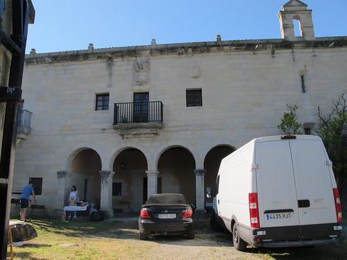 Casona-palacio de Peredo - Fachada