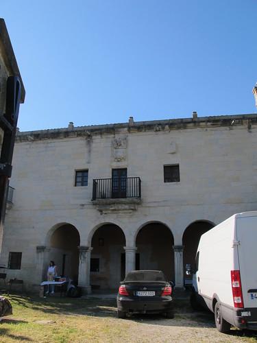 Casona-palacio de Peredo - Fachada 2